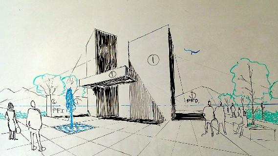 Diario de un arquitecto p o r j for Arquitectura minimalista concepto